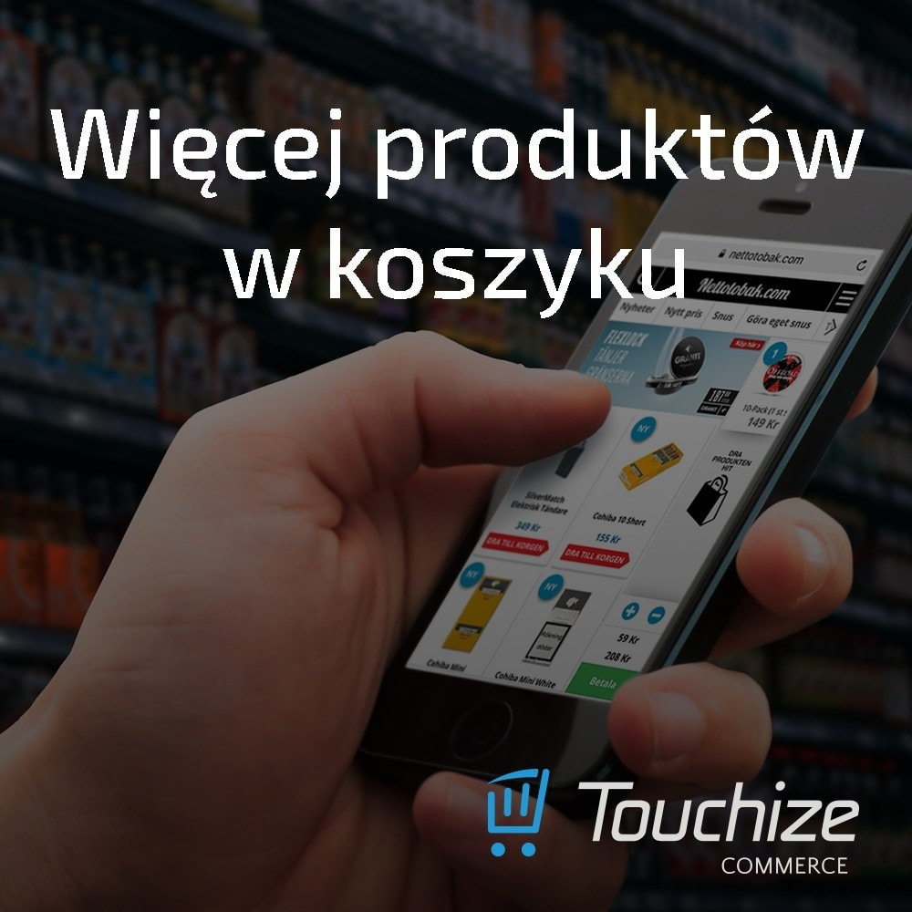module - Mobile - Touchize Commerce - 5
