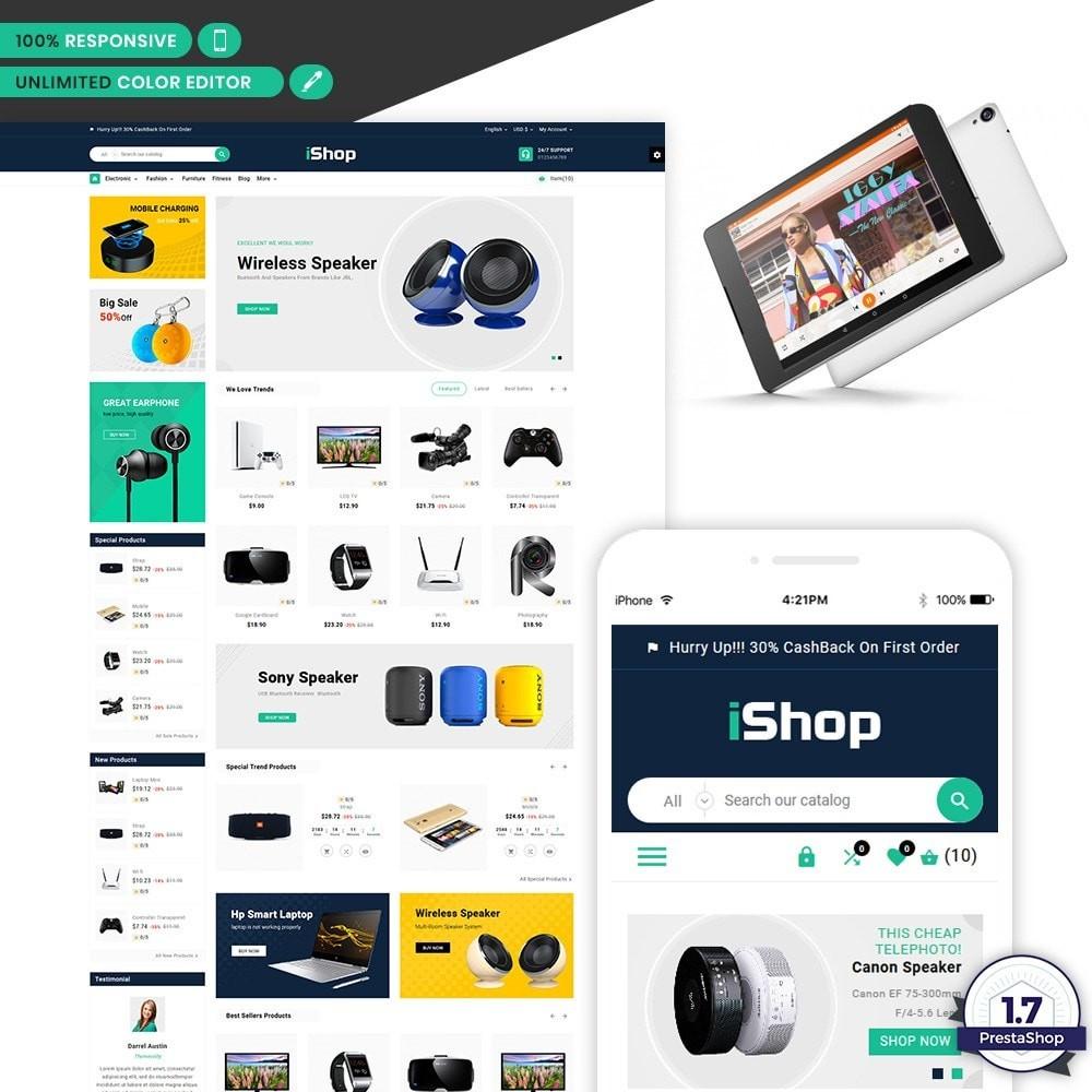 theme - Elektronik & High Tech - I Shop Electronic Store - 1