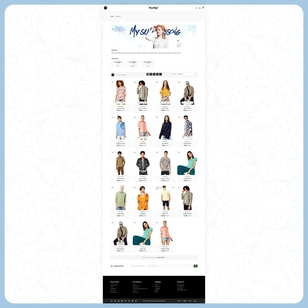 theme - Mode & Chaussures - Moda Almacenar - Fashion Store - 3