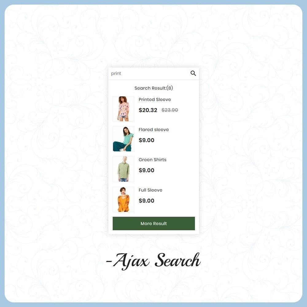 theme - Moda & Calçados - Hurley Fashion Store - 8