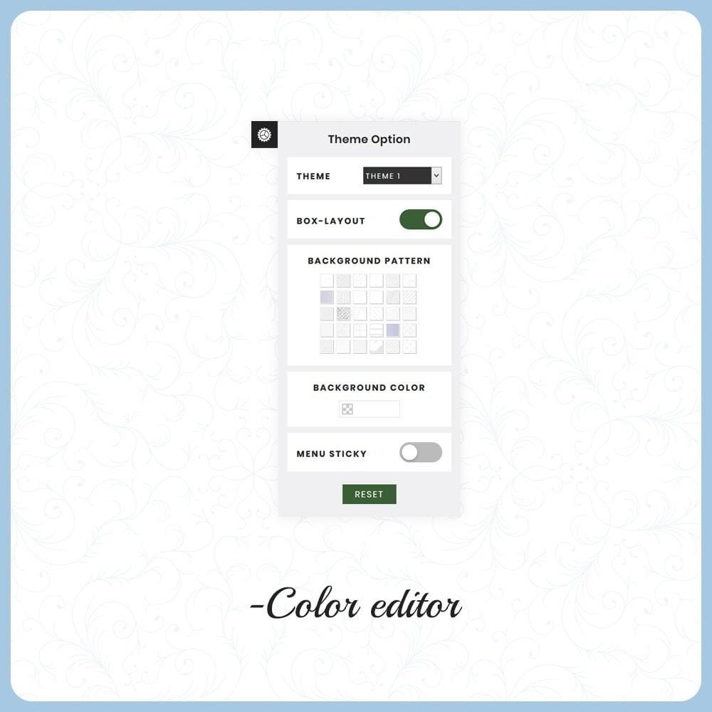 theme - Moda & Calçados - Hurley Fashion Store - 12