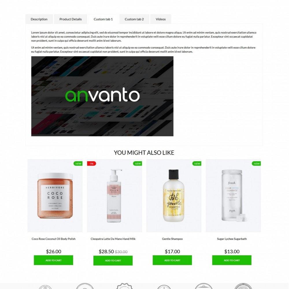 theme - Health & Beauty - Savanna Cosmetics - 8