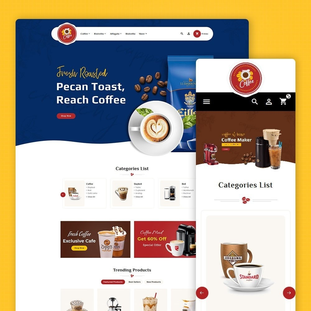 theme - Getränke & Tabak - Coffee Brew - Sweets & Dairy Drinks - 1