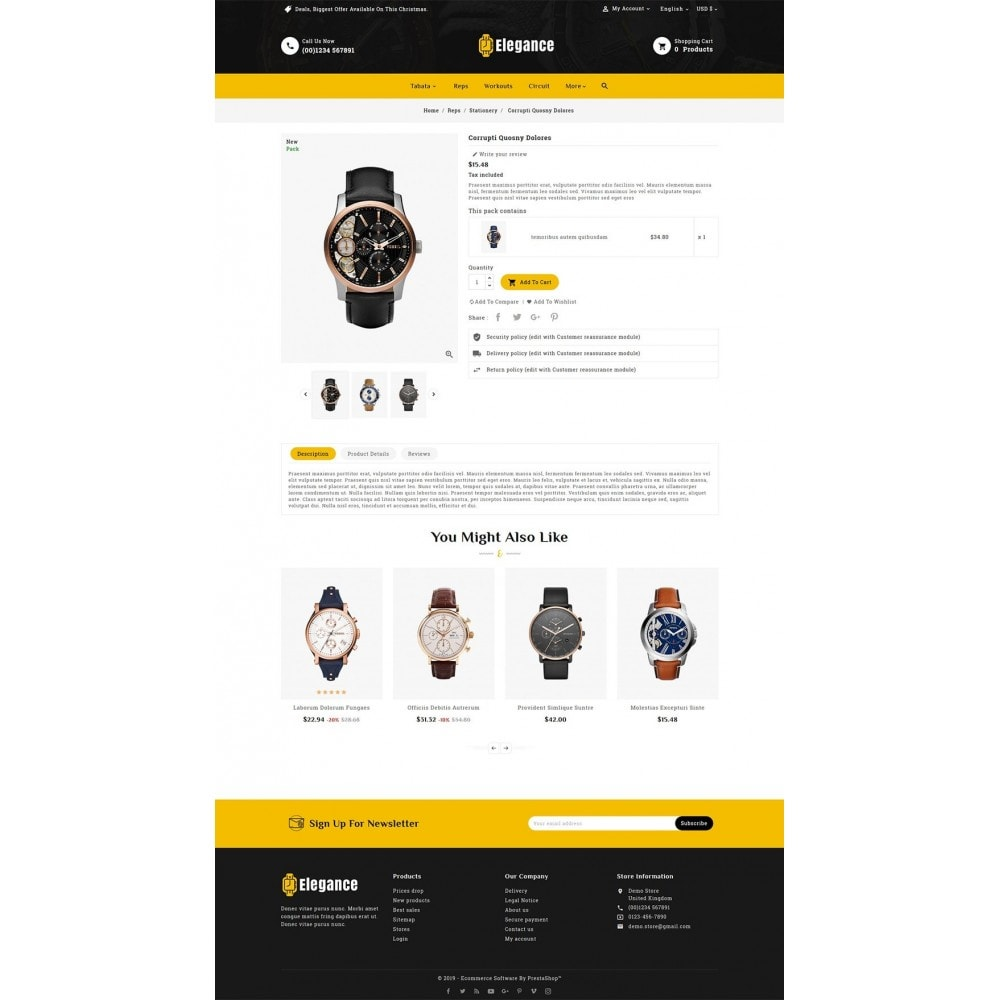 theme - Jewelry & Accessories - Elegance - Luxury Watches & Time - 5