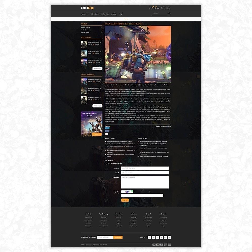theme - Sport, Activiteiten & Reizen - Game shop - 7