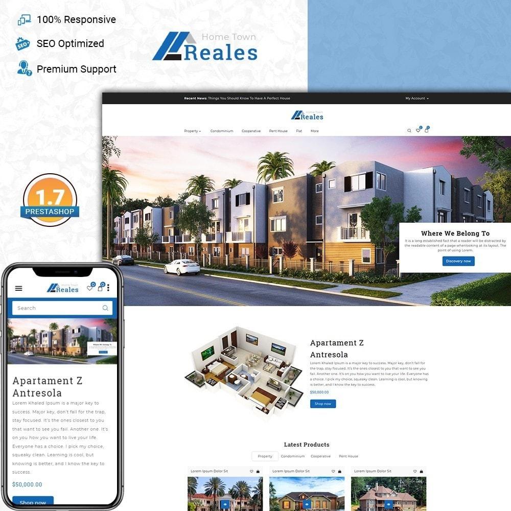 theme - Casa & Jardins - Reales - 1