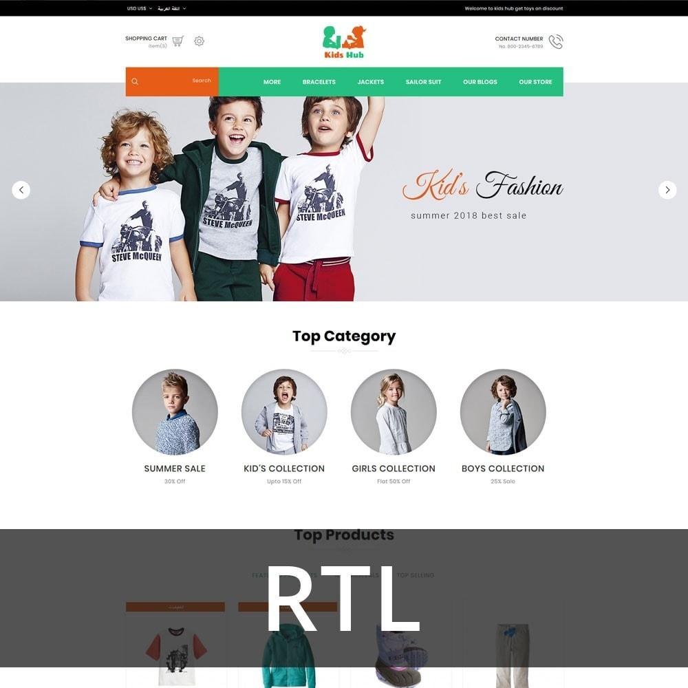 theme - Moda & Calzature - Kids Hub - The Children Fashion Store - 4