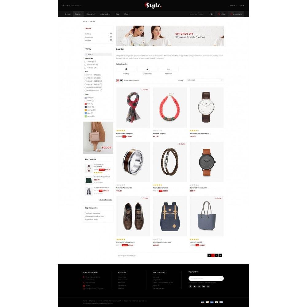 theme - Mode & Schoenen - Style Accessories Store - 3