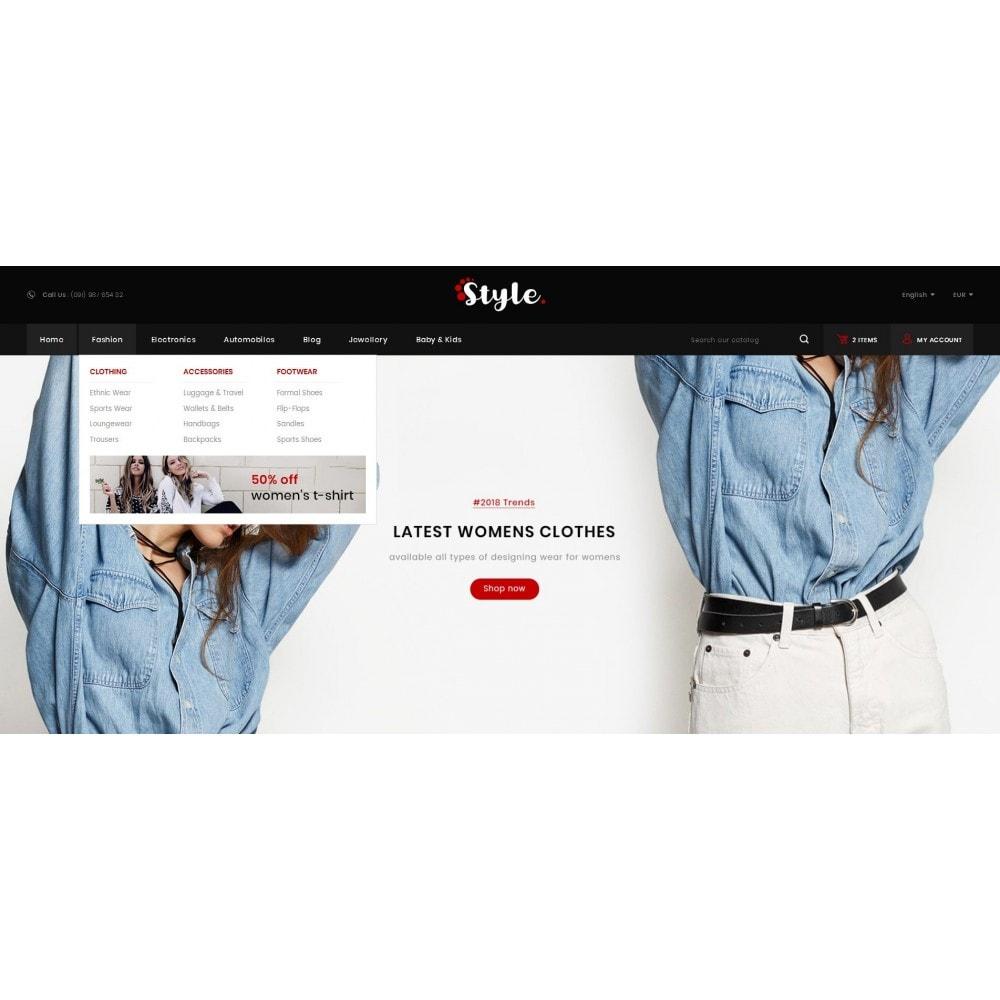 theme - Moda & Calçados - Style Accessories Store - 6