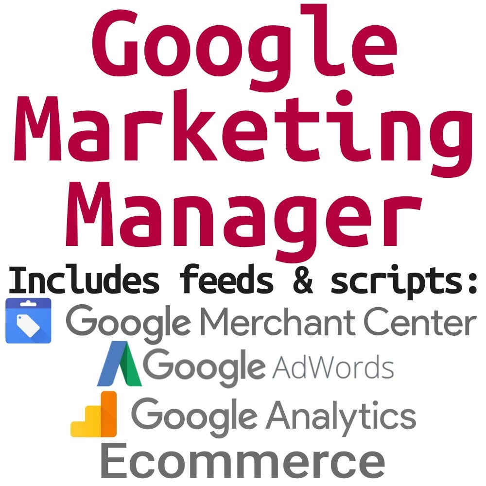 module - SEA SEM (paid advertising) & Affiliation Platforms - Google Marketing Manager - 1