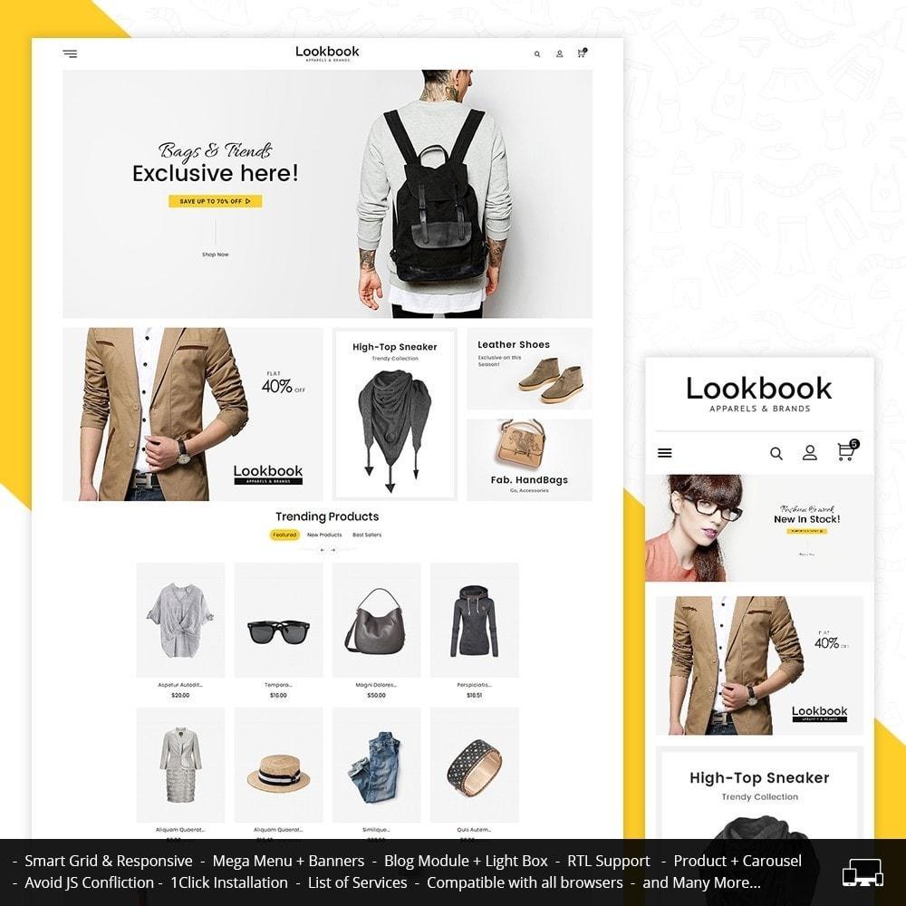 theme - Moda & Obuwie - Lookbook Fashion - 1