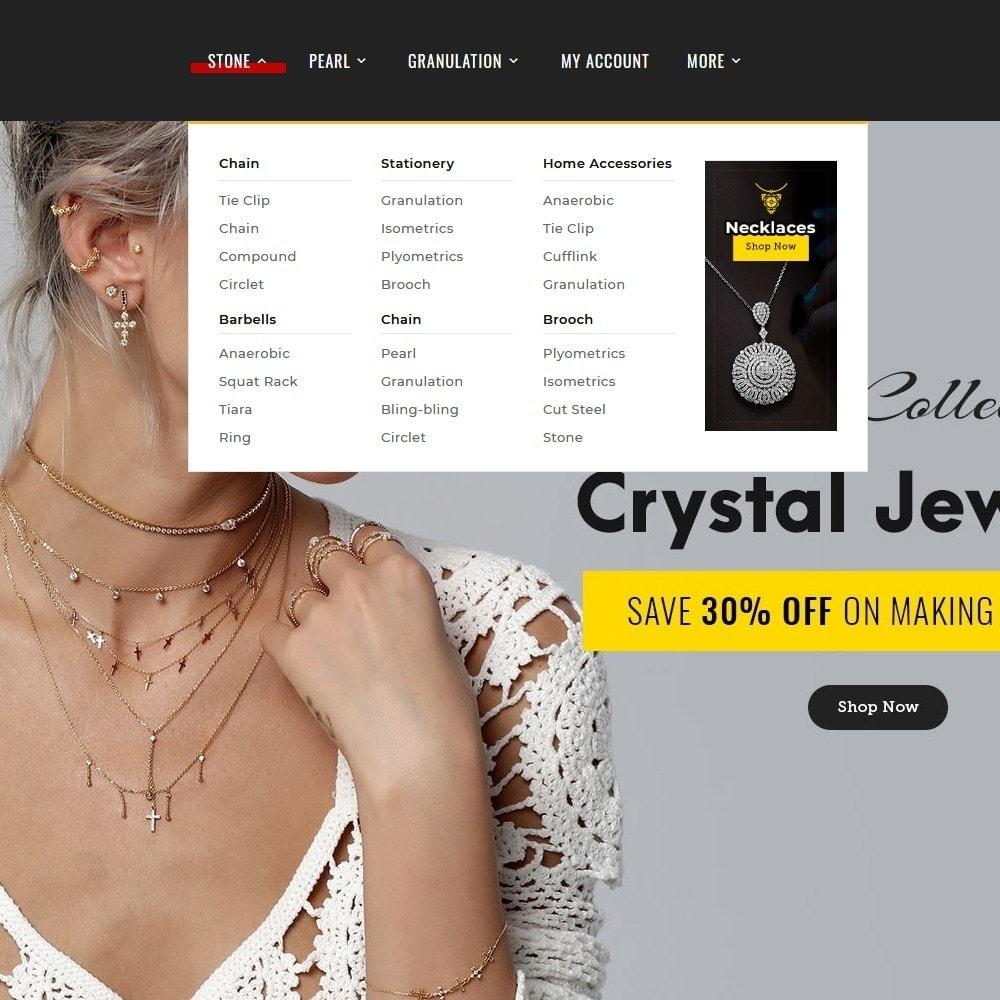 theme - Ювелирные изделия и Аксессуары - Empire - Jewelry Art & Imitation - 9