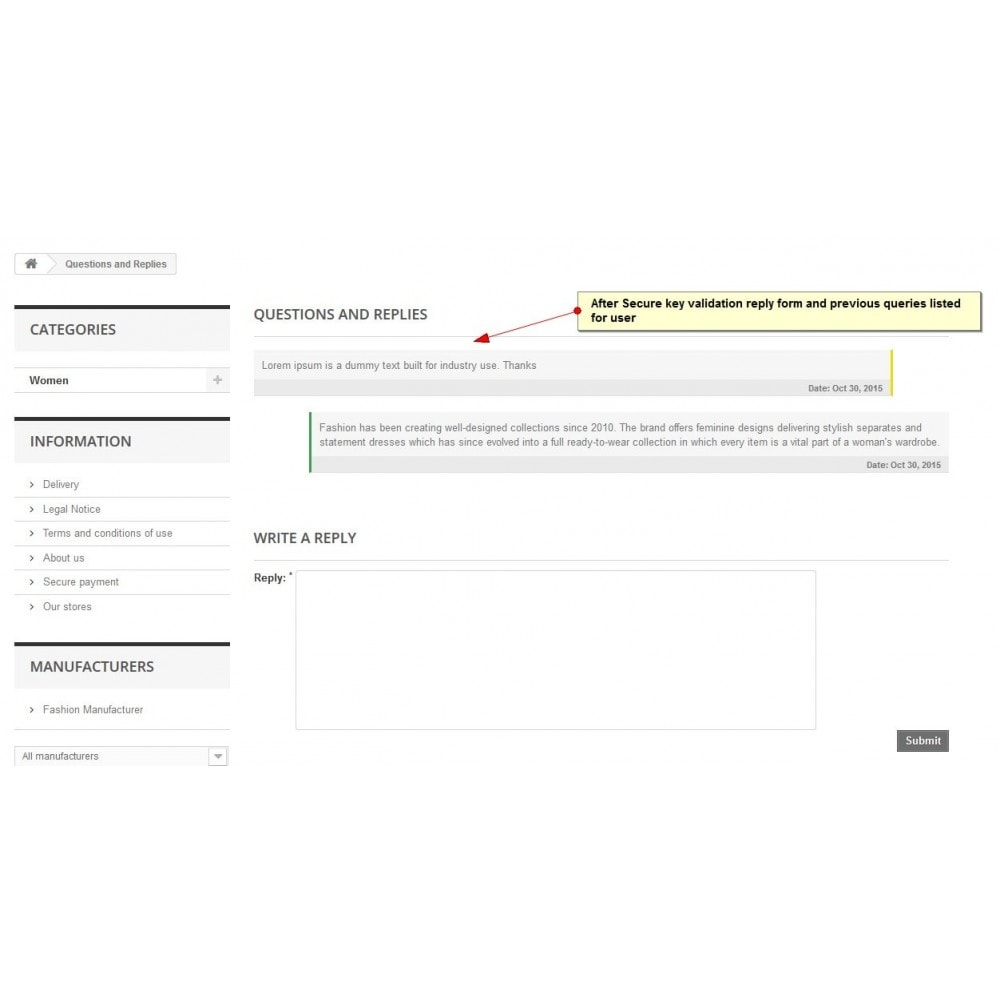 module - Форма обратной связи и Опросы - Запрос продукта, предложение продукта - 5