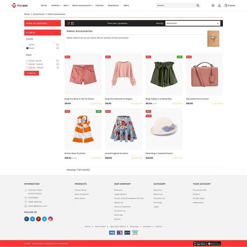 theme - Fashion & Shoes - Macazo - The Fashion Store - 3