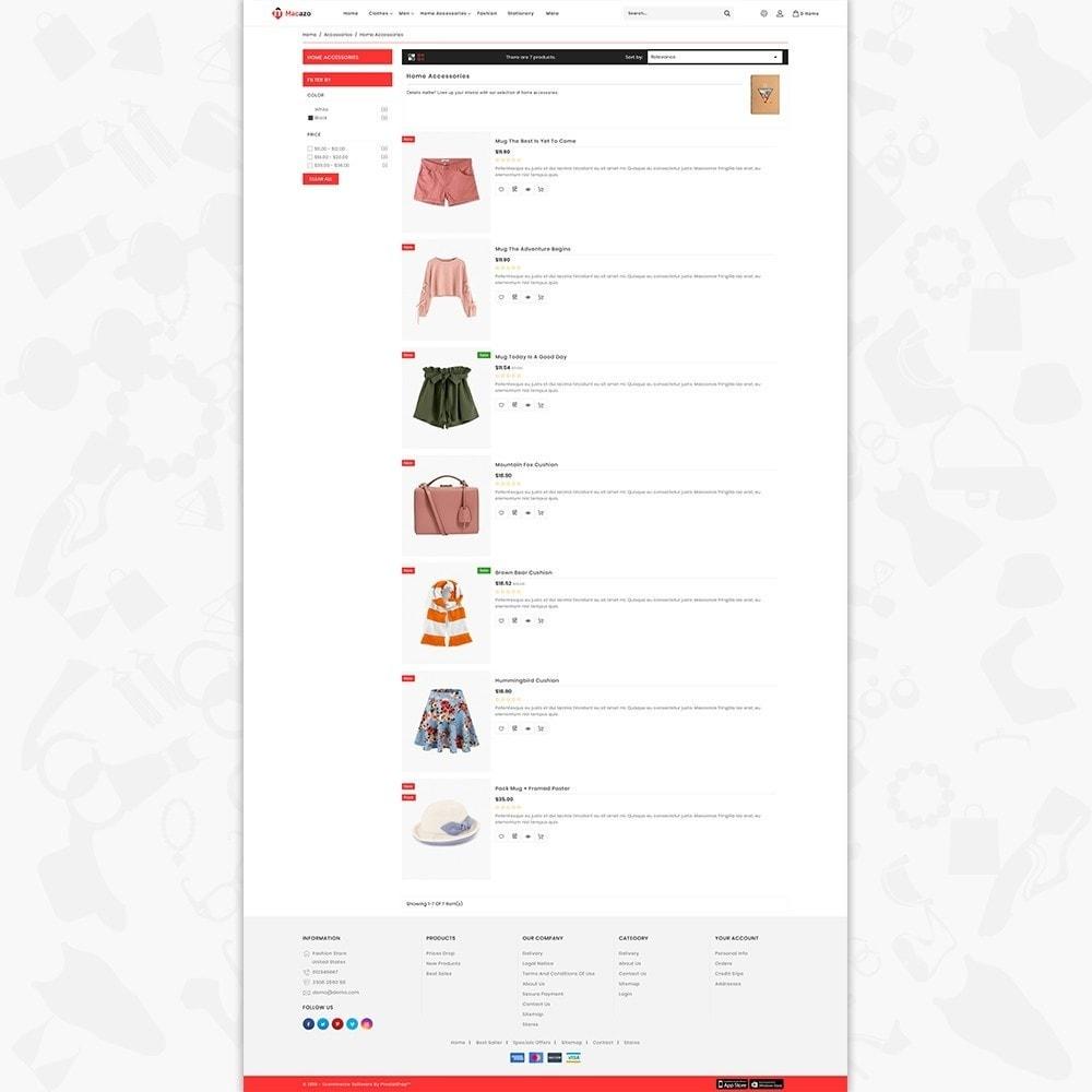 theme - Fashion & Shoes - Macazo - The Fashion Store - 4