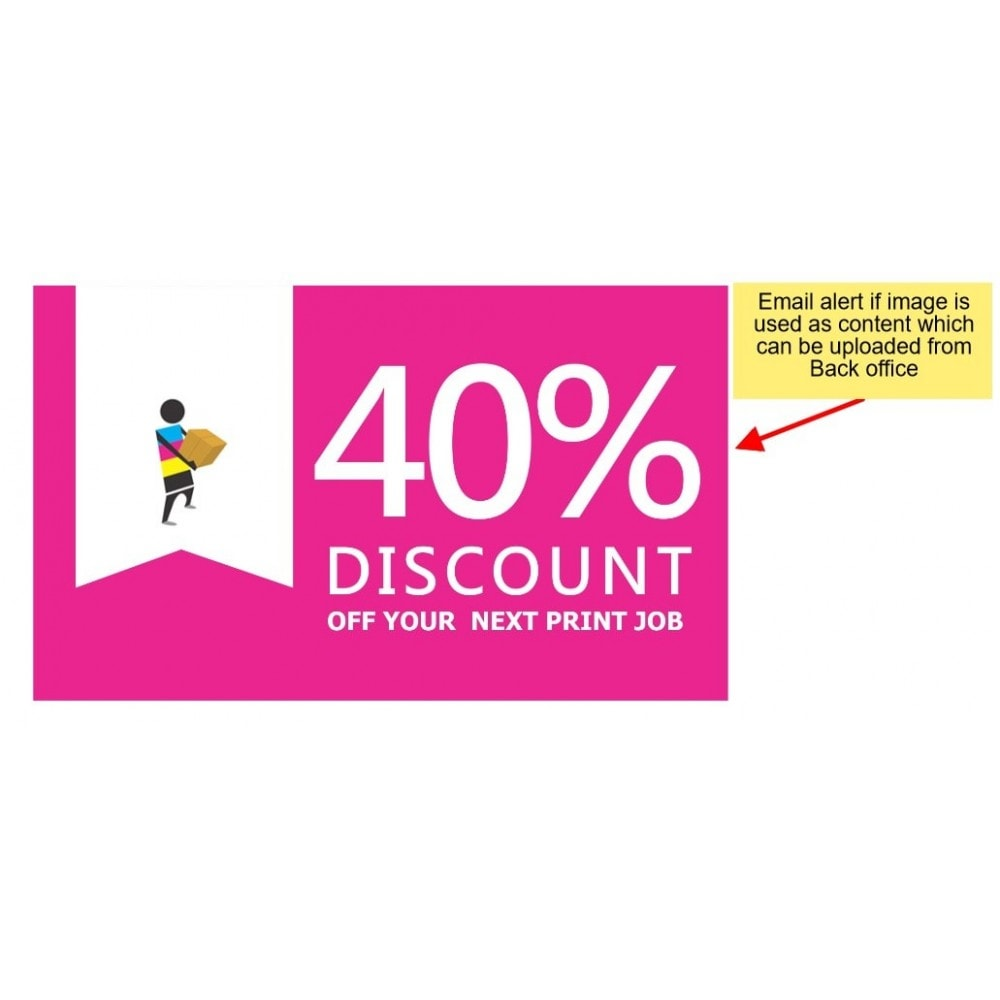 module - E-Mails & Benachrichtigungen - Rabatt Benachrichtigung, Product Benachrichtigungen - 7