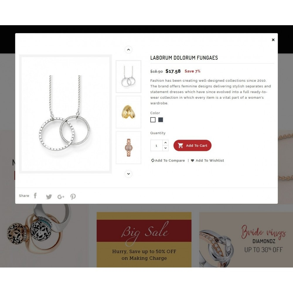 theme - Jewelry & Accessories - Jewelry - Luxury Imitation Shop - 8