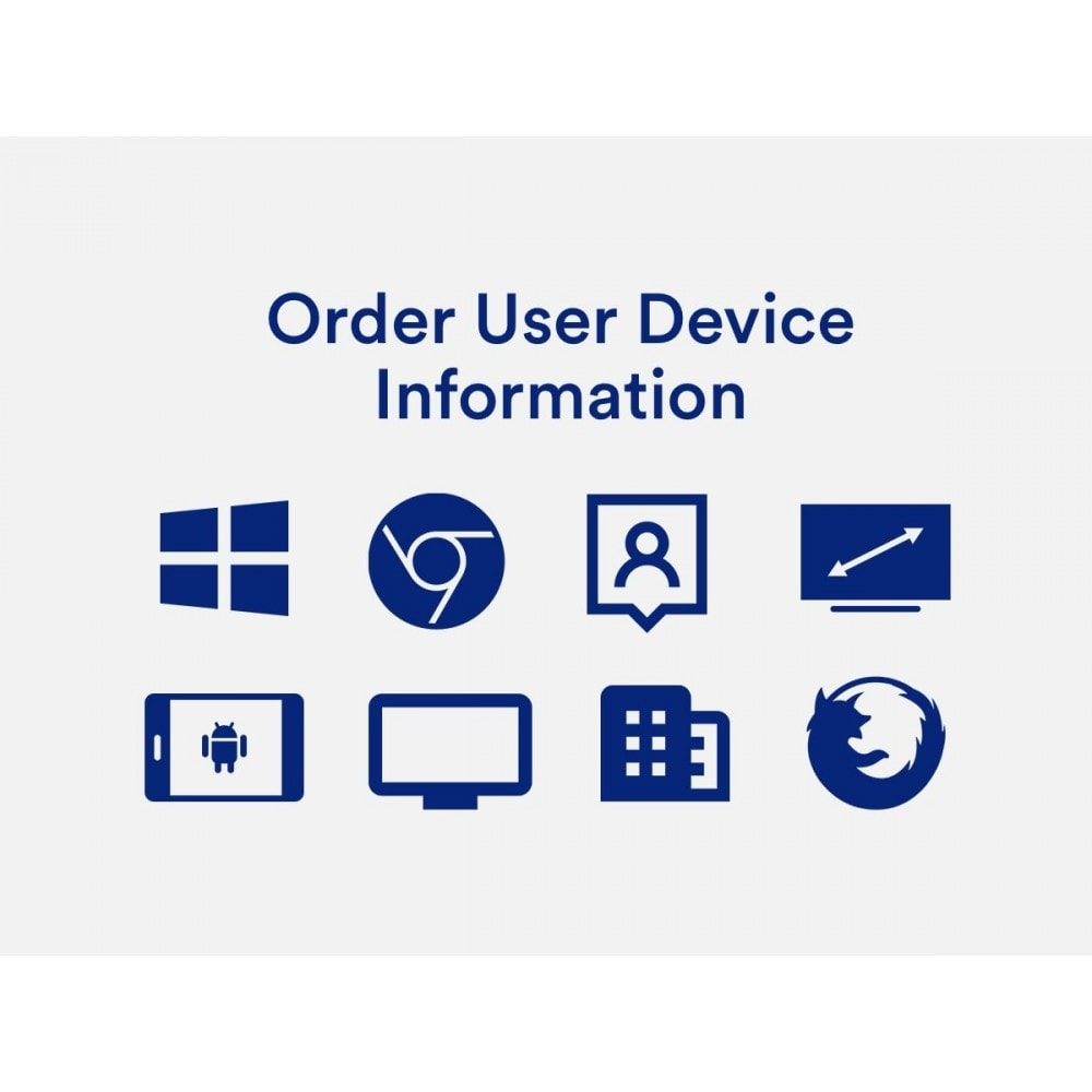 module - Customers - User Device Information (Order debug tools) - 1