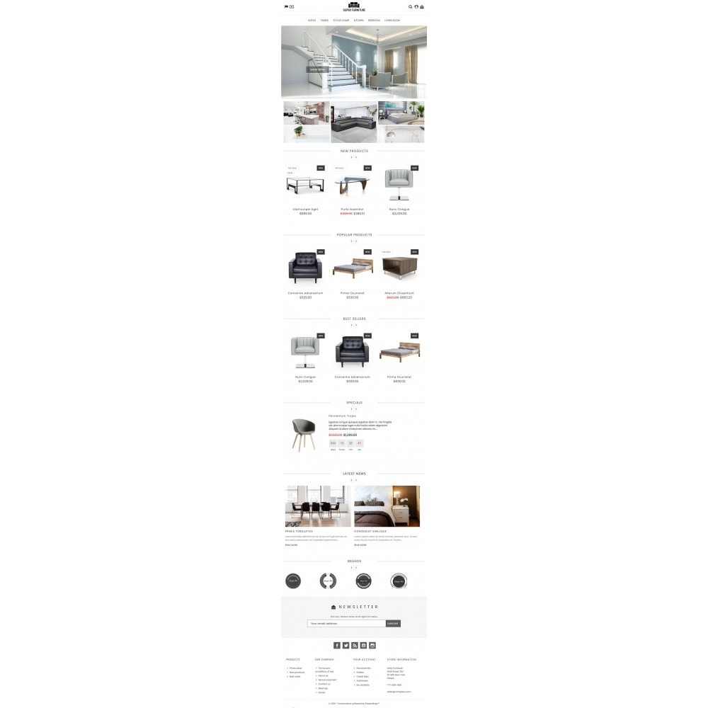 theme - Dom & Ogród - Super Furniture - 4