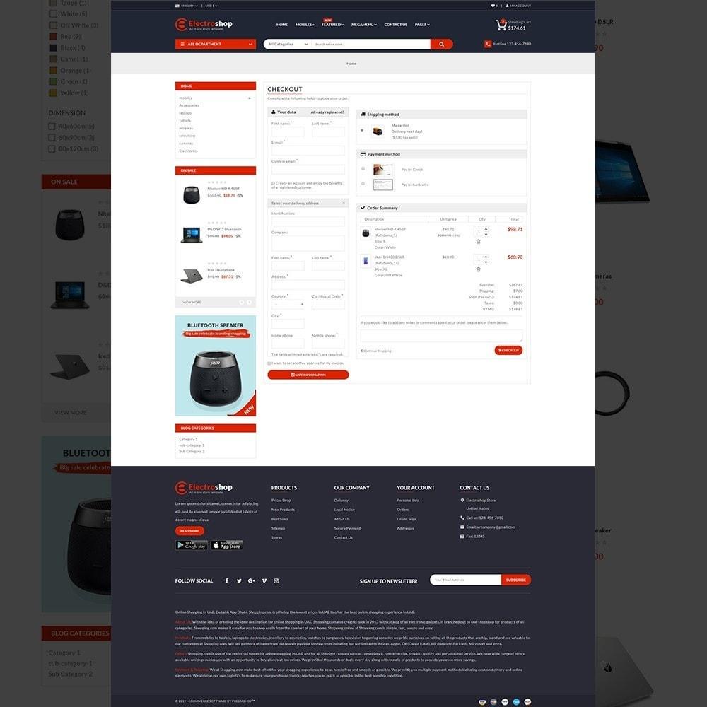 theme - Electronics & Computers - Electroshop - Multipurpose Mega Electronics Store - 10