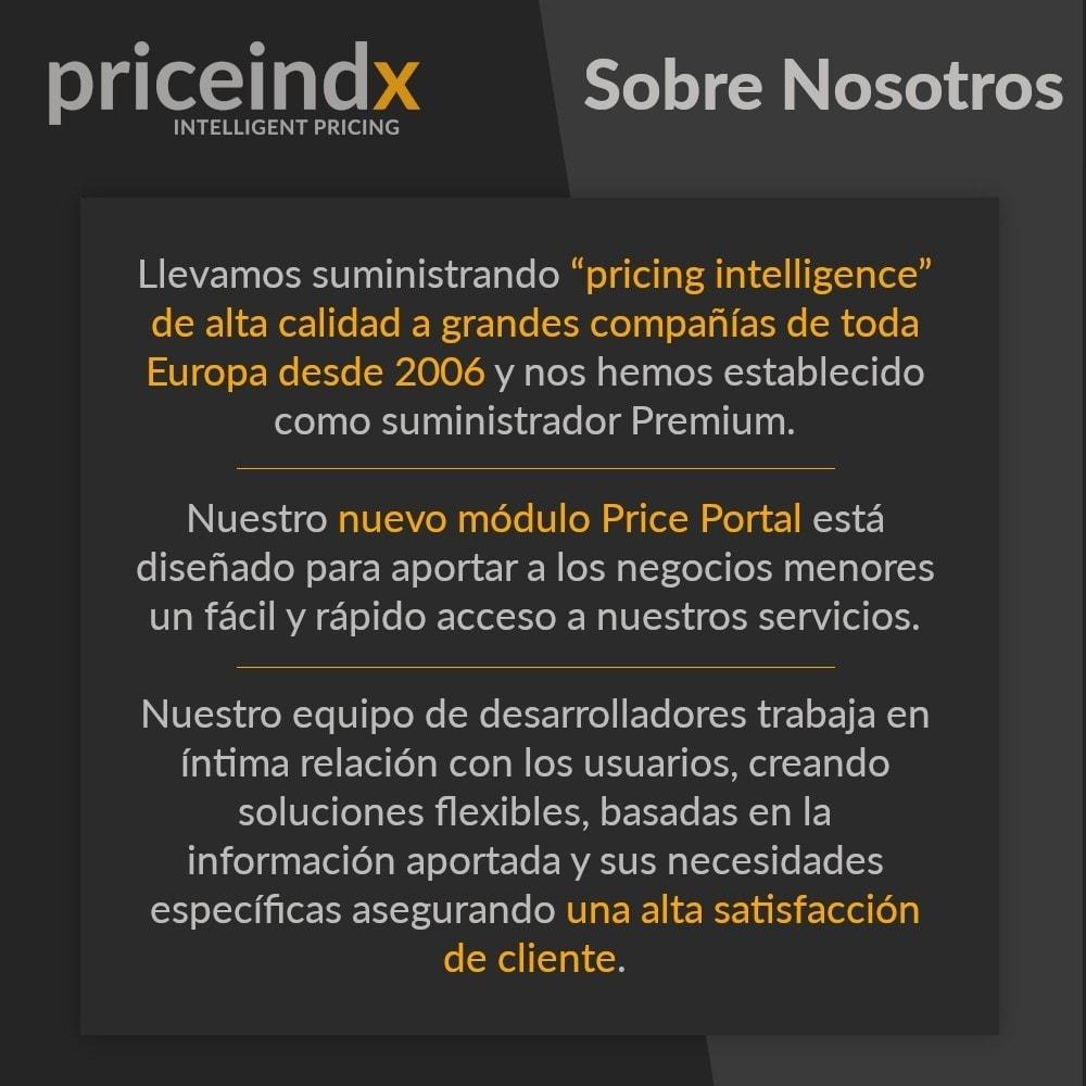 module - Informes y Estadísticas - PricePortal Competencia rastreada y pricing dinámico - 7
