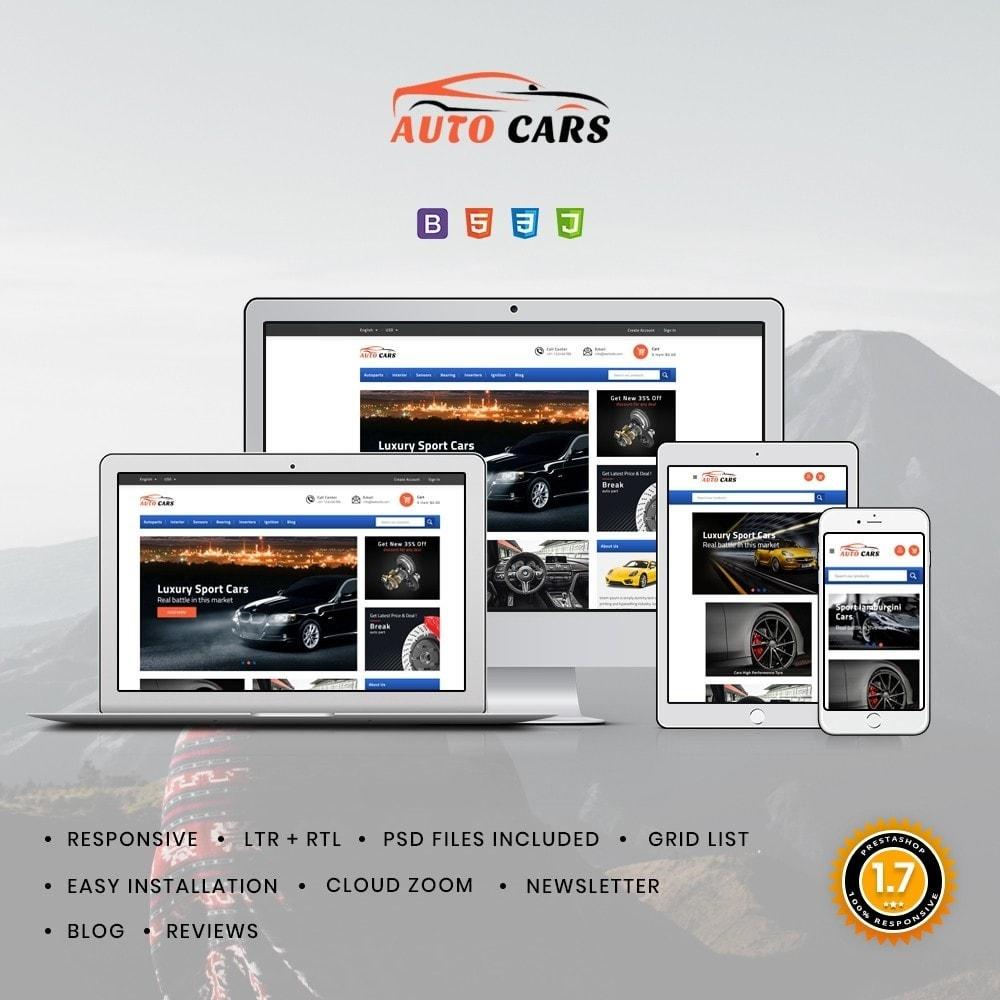 theme - Automotive & Cars - Autocars Automotive & Cars - 1
