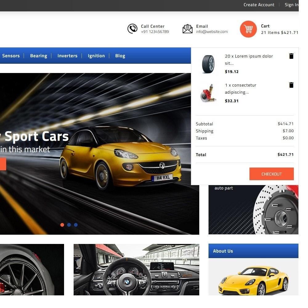 theme - Automotive & Cars - Autocars Automotive & Cars - 6