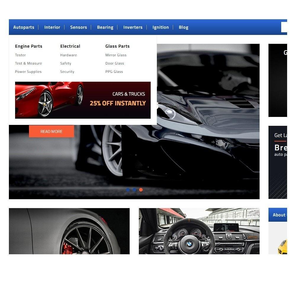 theme - Automotive & Cars - Autocars Automotive & Cars - 7