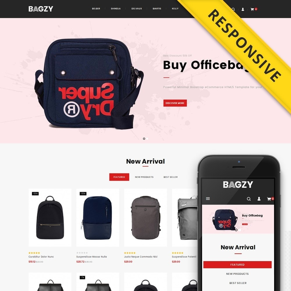 theme - Jewelry & Accessories - Bagzy - Bag Store - 1