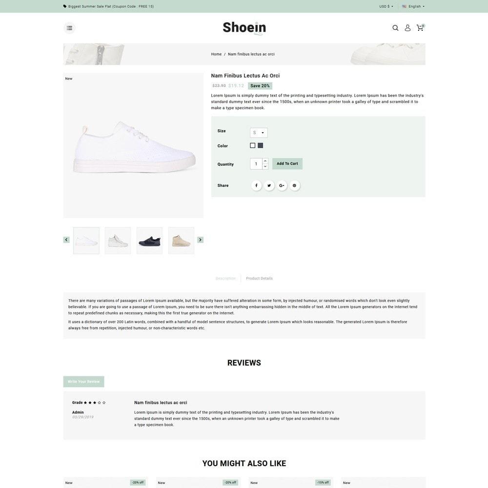 theme - Fashion & Shoes - Shoein Footwear Store - 4