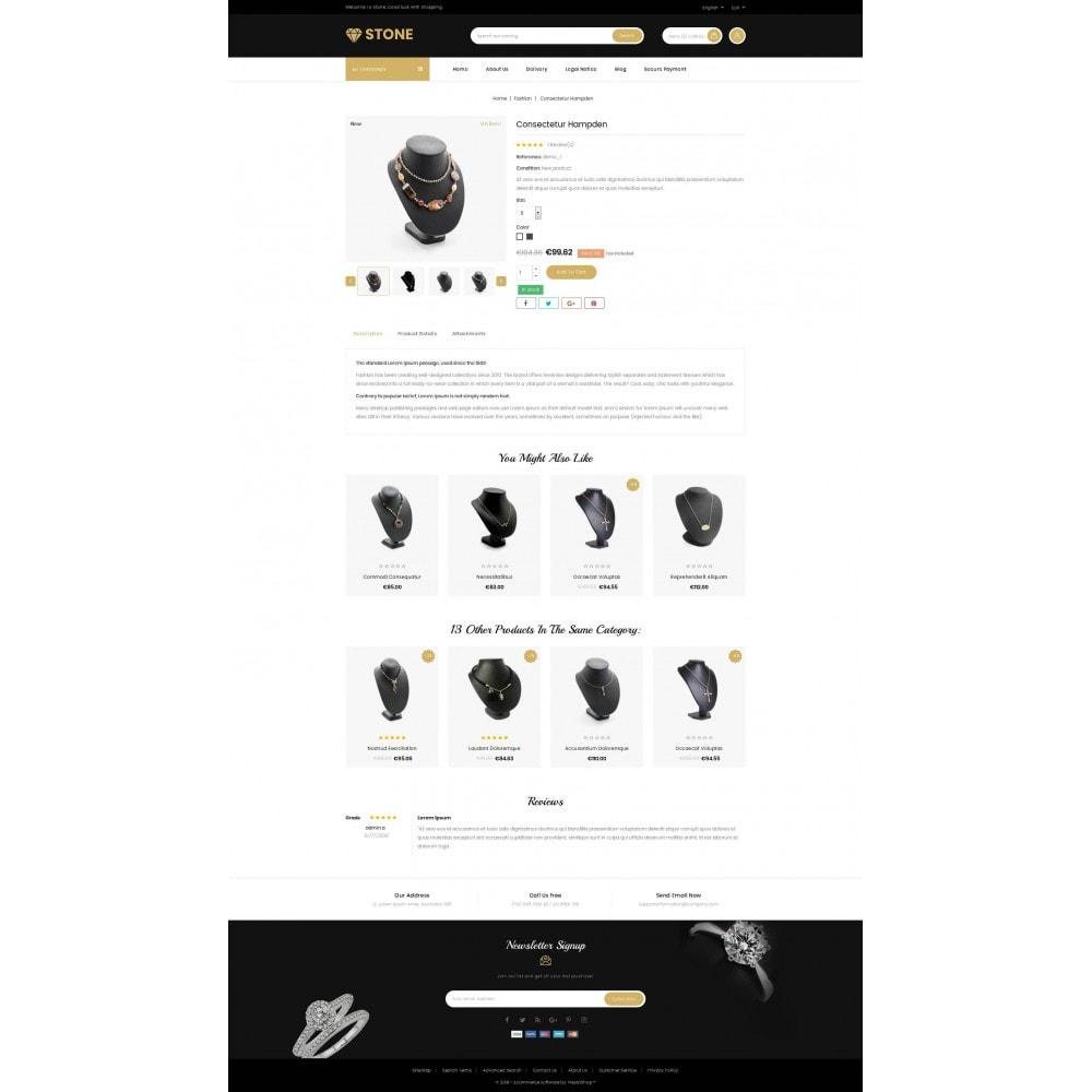 theme - Joalheria & Acessórios - Stone - Jewelry Store - 5