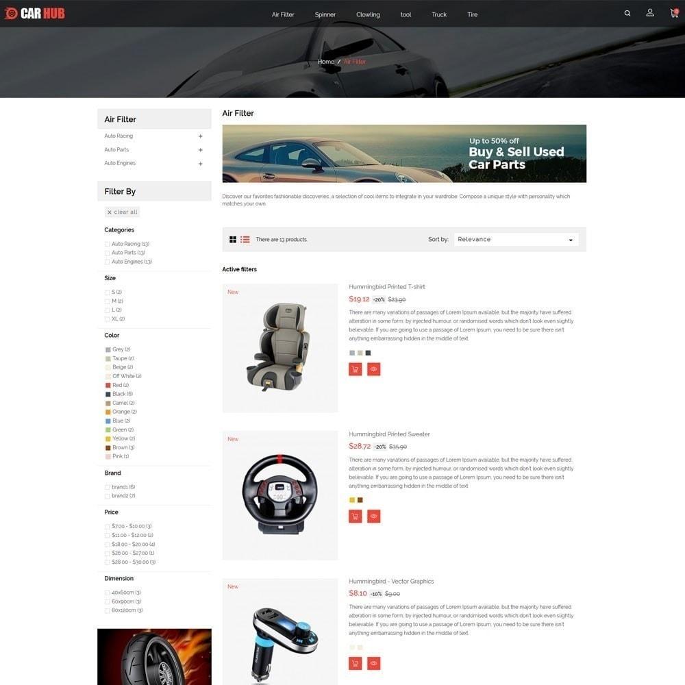 theme - Autos & Motorräder - Auto-Auto-Shop - 5