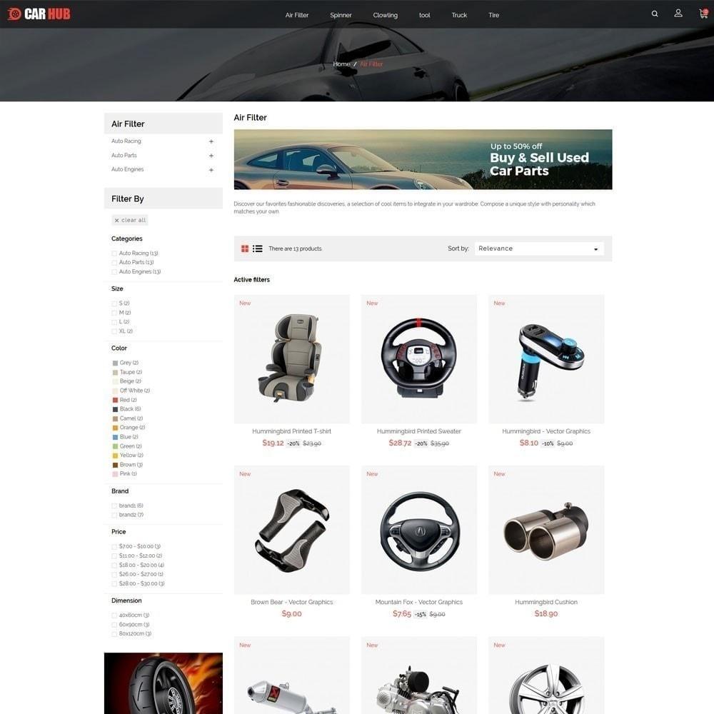 theme - Auto & Moto - Car- Auto Store - 3