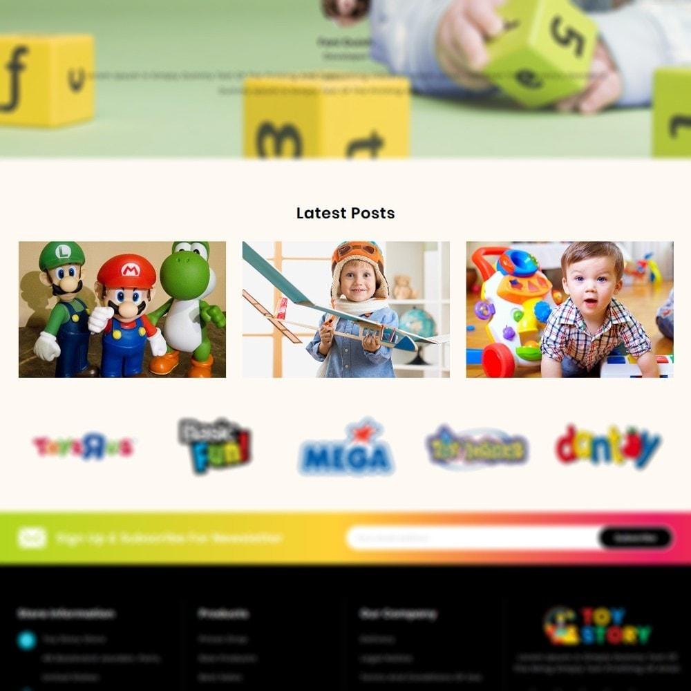 theme - Crianças & Brinquedos - Toys Kids Store - 5