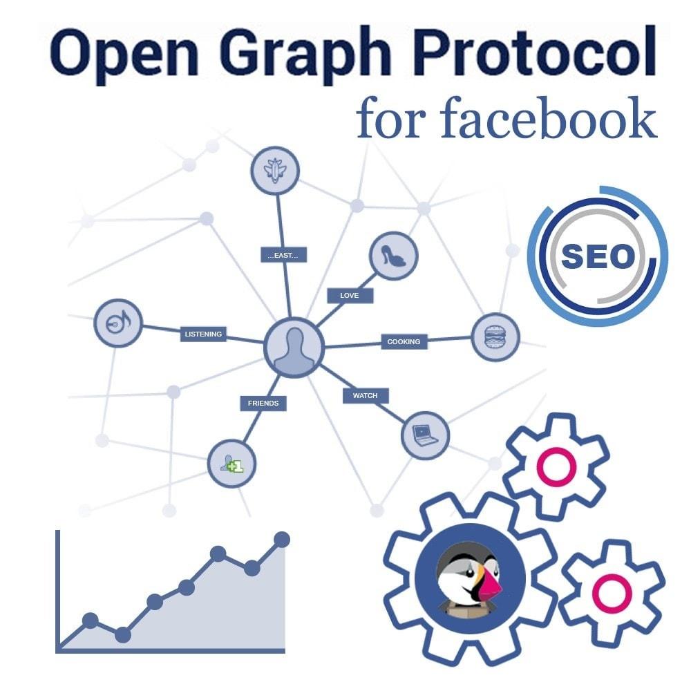 module - Товаров в социальных сетях - СЕО продвижение в Фейсбук Open Graph Protocol мета-теги - 1