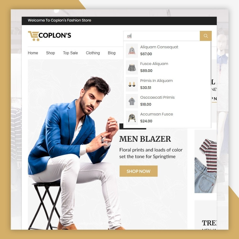 theme - Fashion & Shoes - Coplons Fashion Store - 3