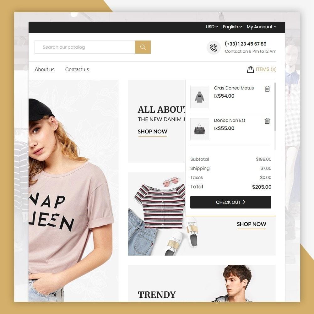 theme - Fashion & Shoes - Coplons Fashion Store - 4