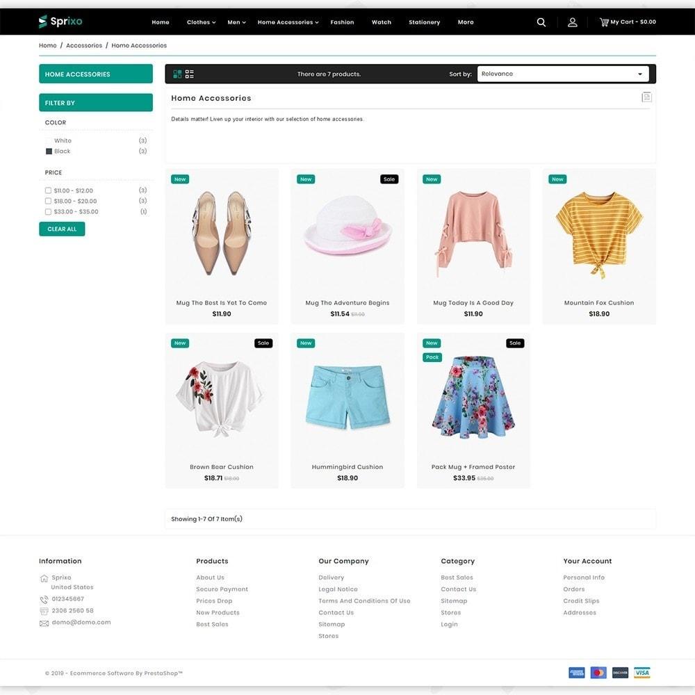 theme - Mode & Schuhe - Sprixo - The  Fashion Store - 3