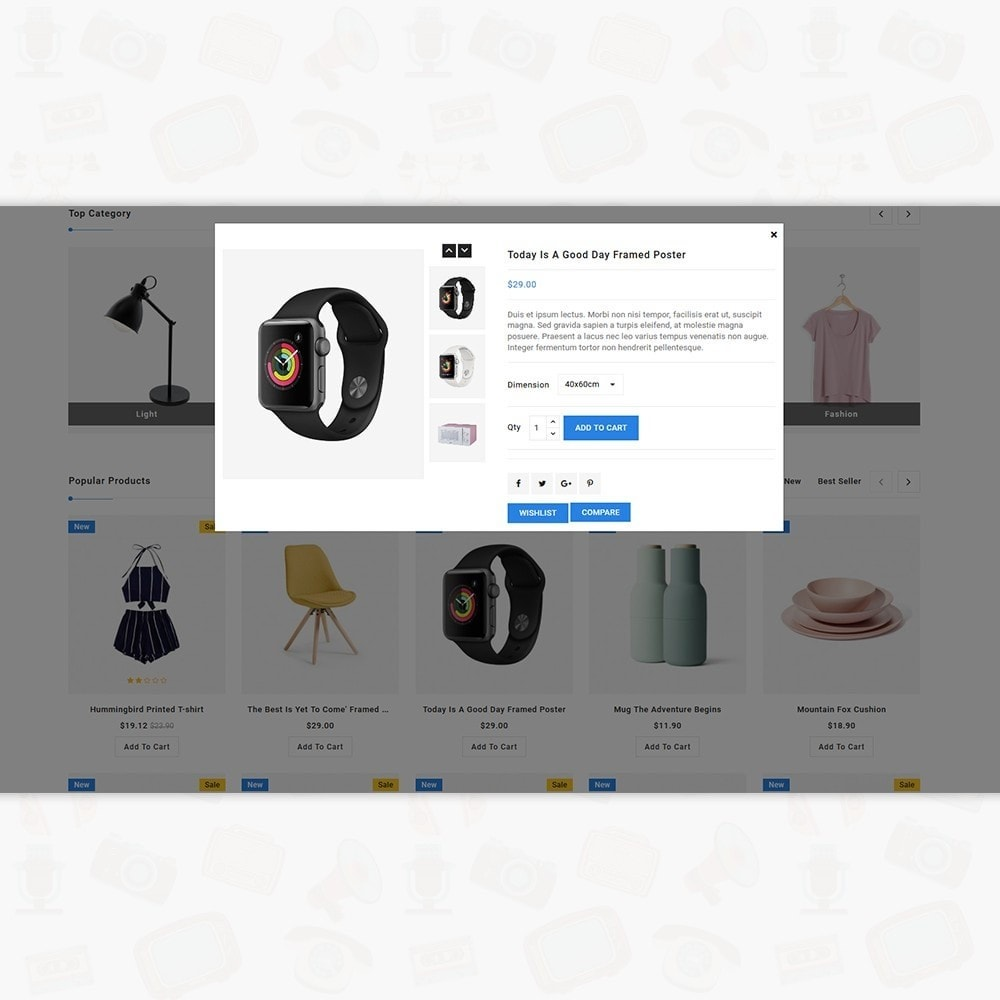 theme - Electronics & Computers - QuidShop - The Best MultiStore Theme - 7