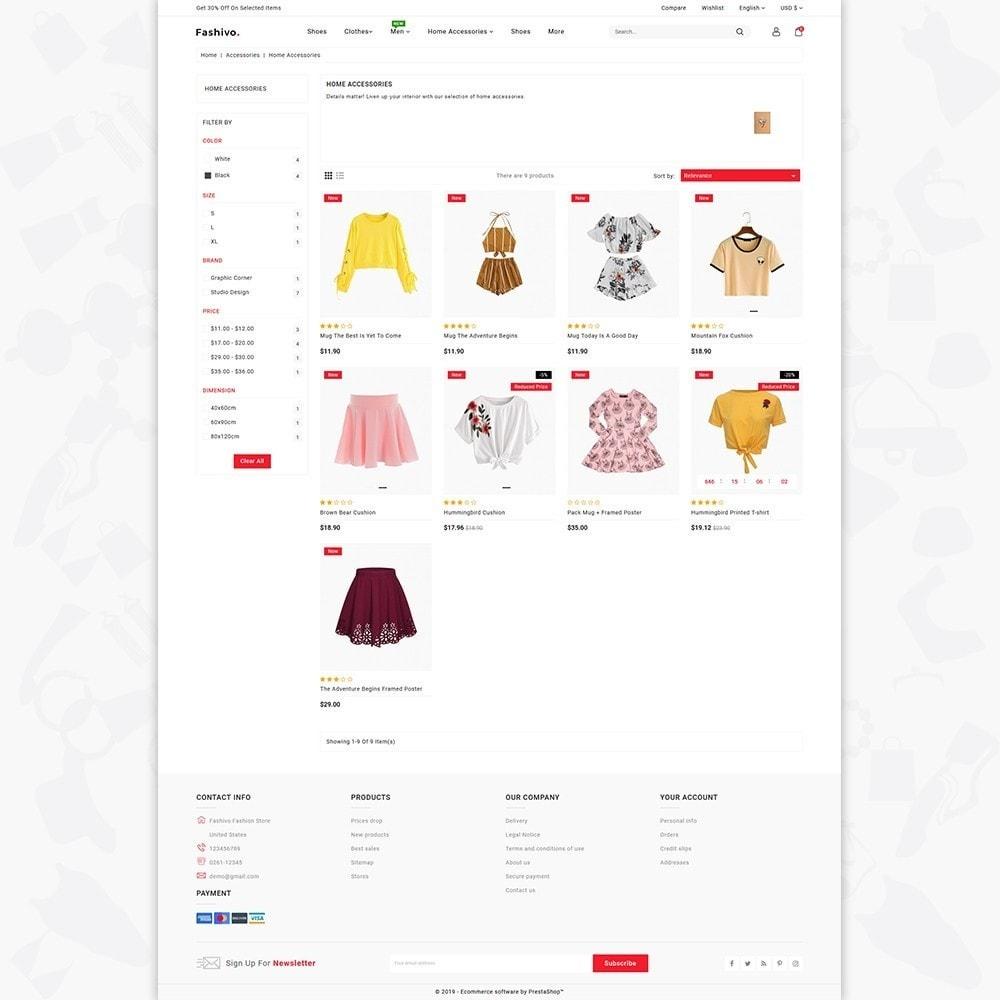 theme - Mode & Schuhe - Fashivo - The Fashion Store - 3
