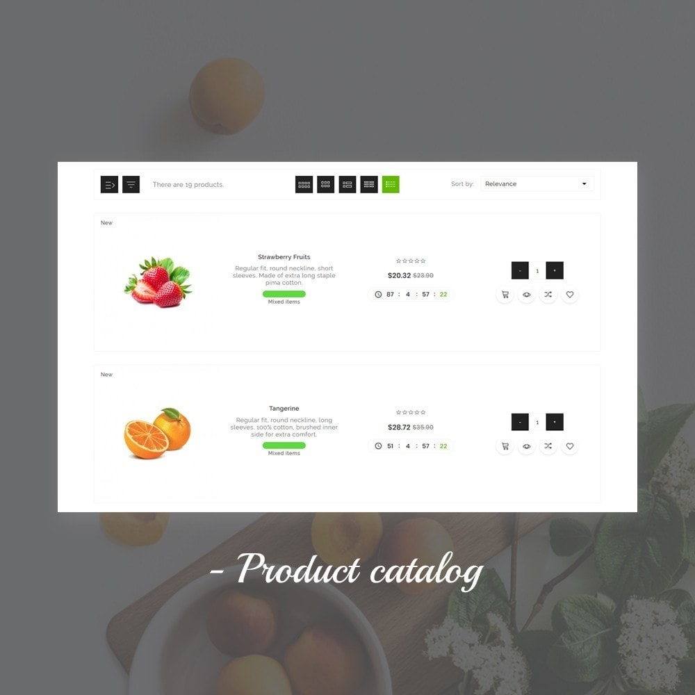 theme - Food & Restaurant - Biotique Organic–Grocery Food–Drink Multistore Store - 11