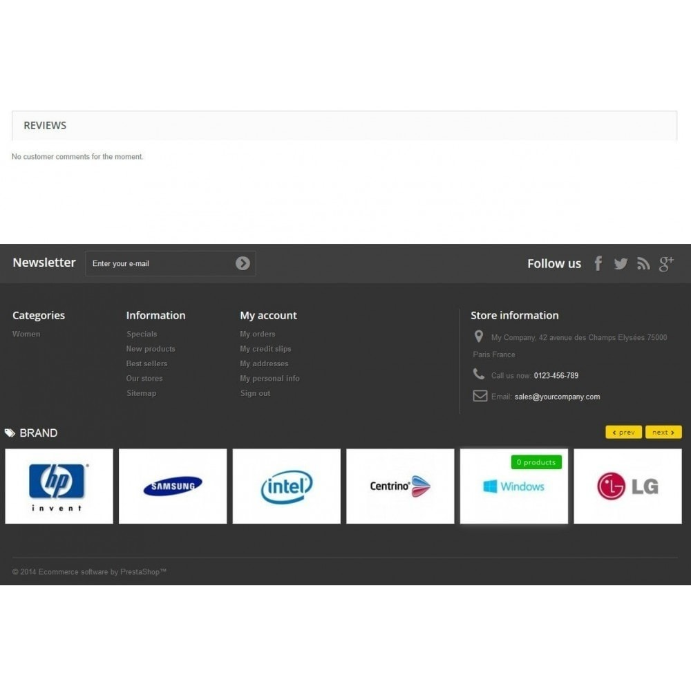 module - Бренды и производители - Бренды Адаптивная карусель с логотипами производителей - 4