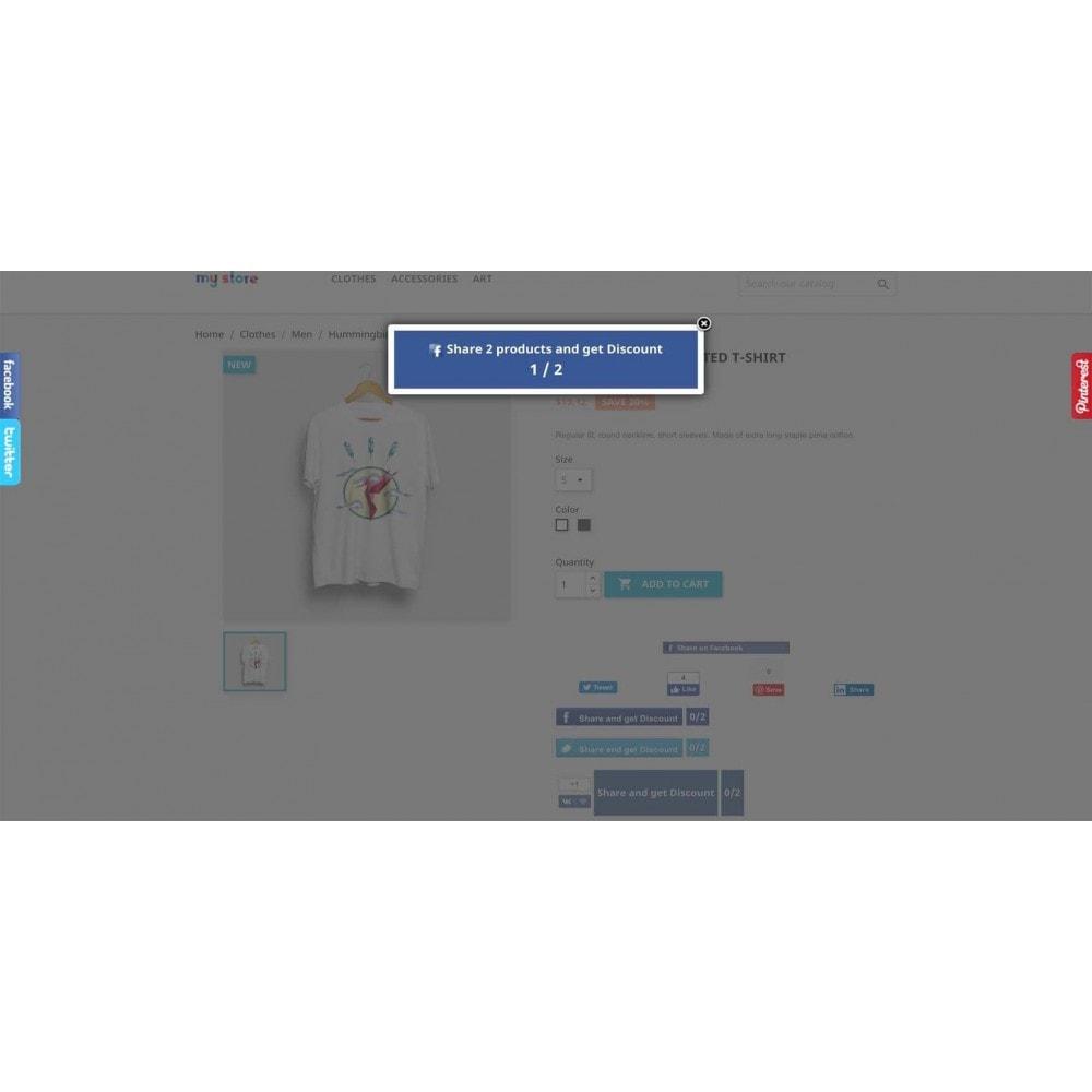 module - Boutons Login & Connect - Social Pack: Connexions, Parrainages, Plugins (34 en 1) - 20