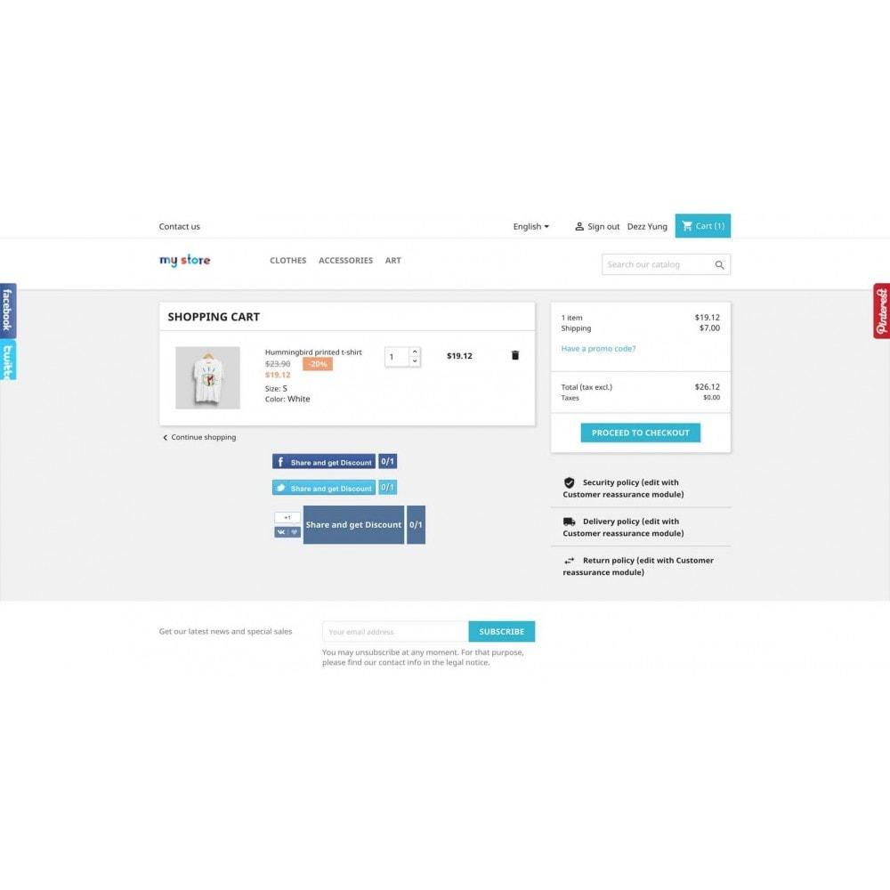 module - Boutons Login & Connect - Social Pack: Connexions, Parrainages, Plugins (34 en 1) - 26