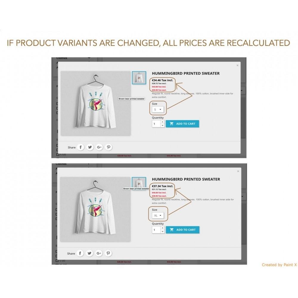 module - Управление ценами - Расширенное двойное отображение цен с НДС и без НДС - 4