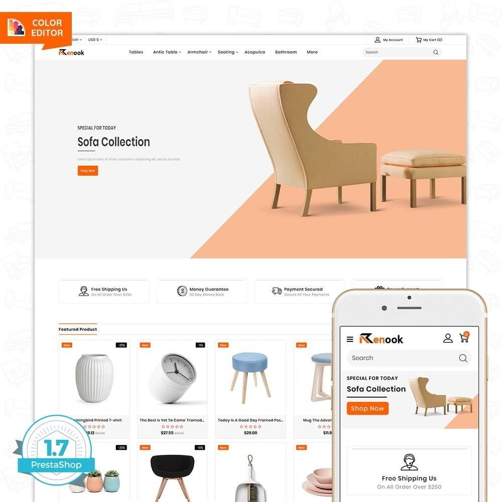 theme - Maison & Jardin - Renook - The Furniture Store - 1