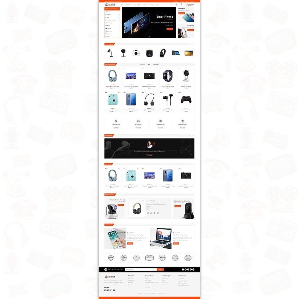 theme - Electronique & High Tech - Astrona - The Electronics Store - 2