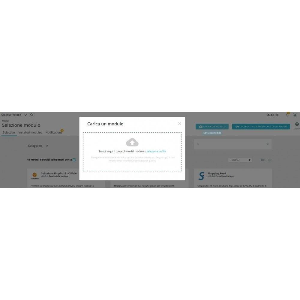 module - Pagamento con Fattura - ITC Fatturazione Elettronica – Web Service - 2
