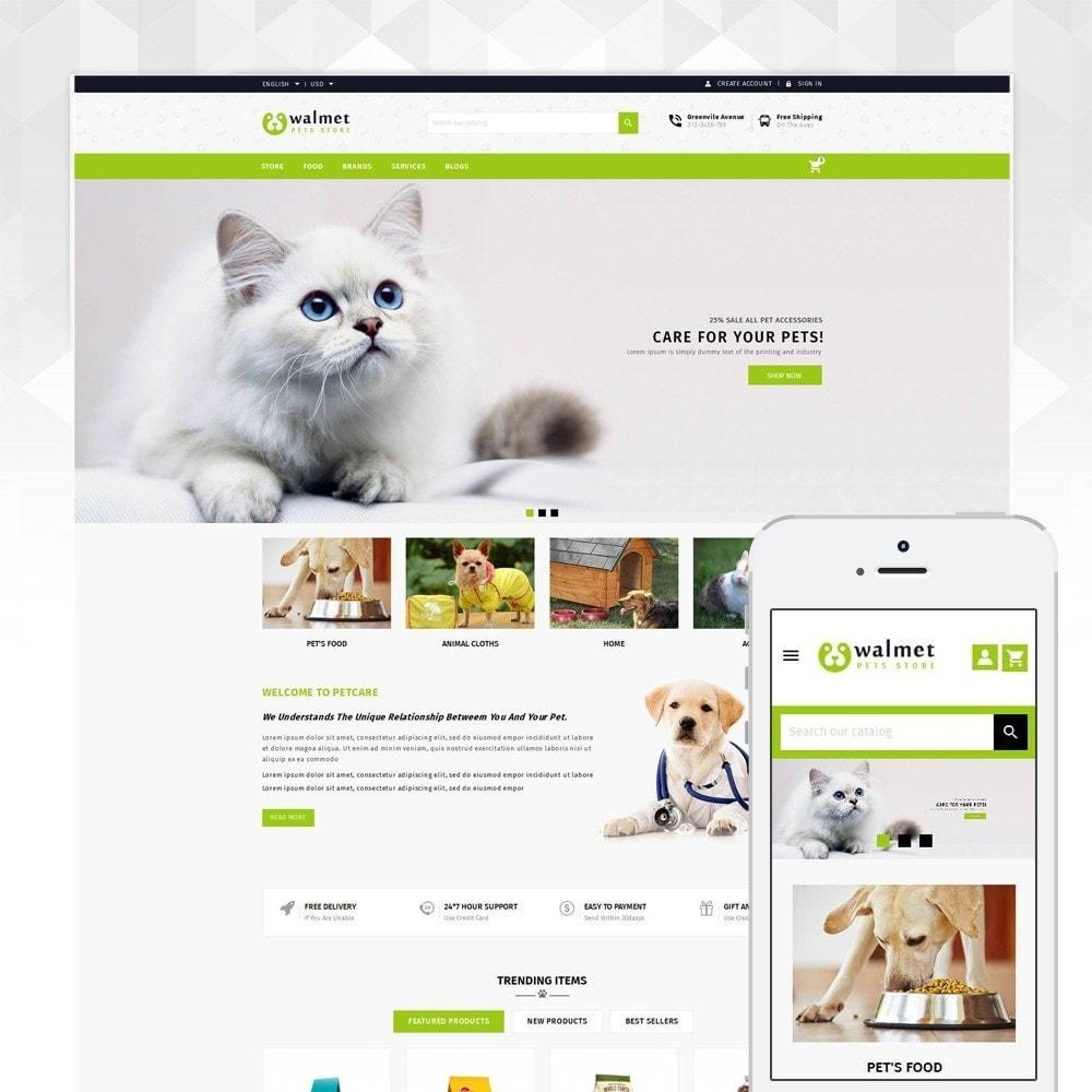 theme - Tier - Walmet - Pets Store - 1