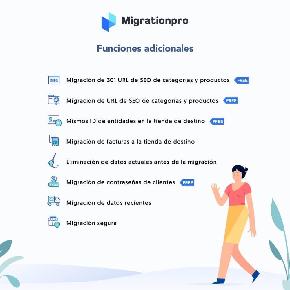module - Migración y Copias de seguridad - Actualización de Prestashop y herramienta de migración - 5